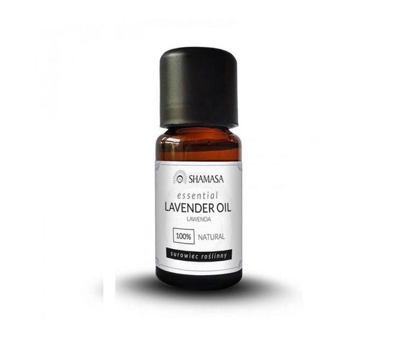 SHAMASA Esencja o zapachu lawendy 100% naturalna 15 ml